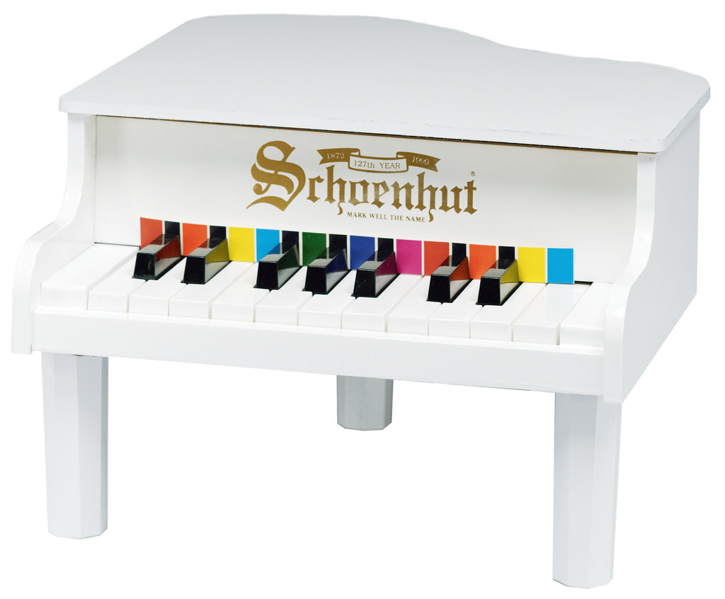18 Key Mini Grand Piano by Schoenhut - Thepinkstore.com - 3