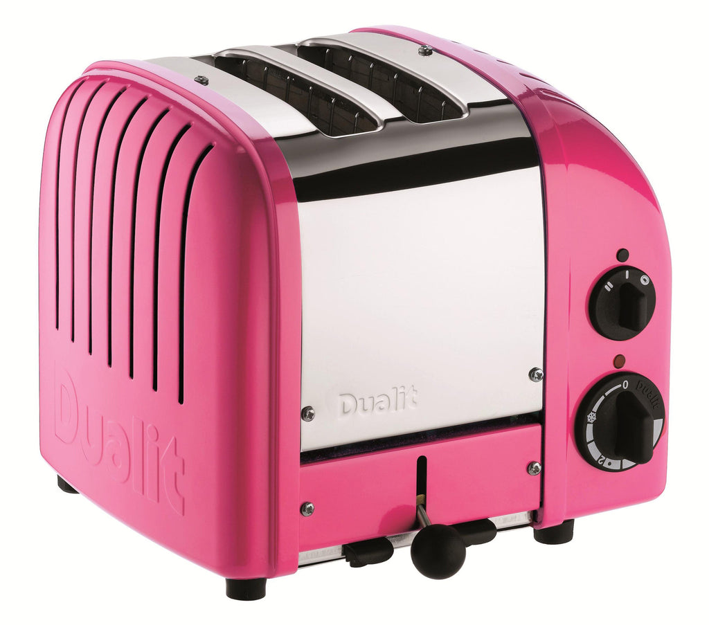 Two-Slice NewGen Chilli Pink Toaster - Thepinkstore.com