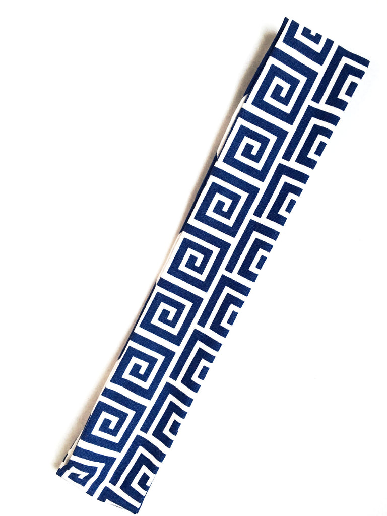 You Had Me At Chevron Reversible Headband - Thepinkstore.com - 3