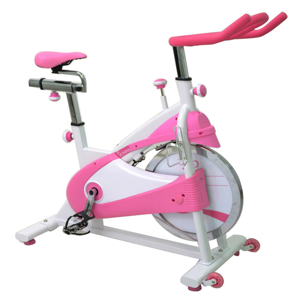 Pink Belt Drive Premium Indoor Cycling Bike - Thepinkstore.com