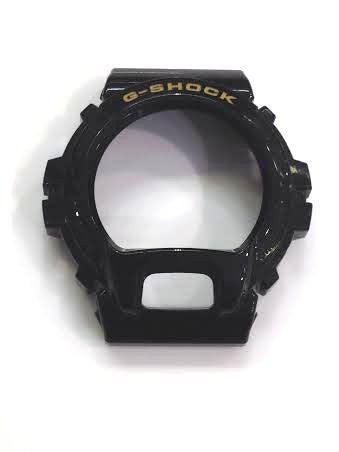 Casio G-shock Dw-6900 Watch Bezel Rubber Case Cover /Black/a1 - myfamilystore