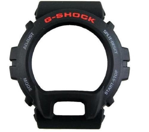 Casio G-shock Black Plastic Bezel Case Cover Watch for Dw 6900 - myfamilystore