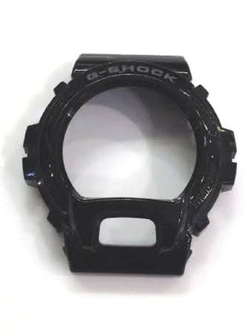Casio G-shock Dw-6900 Watch Bezel Rubber Case Cover /Black/a2 - myfamilystore