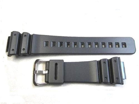 Casio Watch Band Rubber Strap G Shock/dw-6900/-6600 -6200/black/%50 OFF - myfamilystore