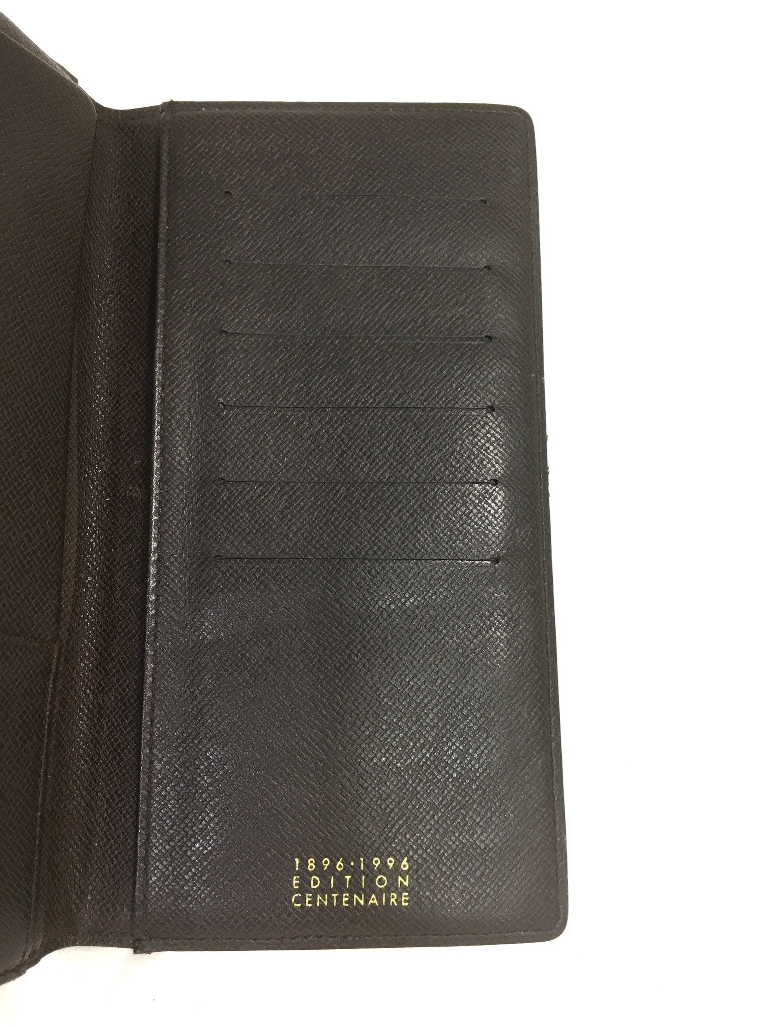 LOUIS VUITTON Damier 100th Anniversary Edition Wallet