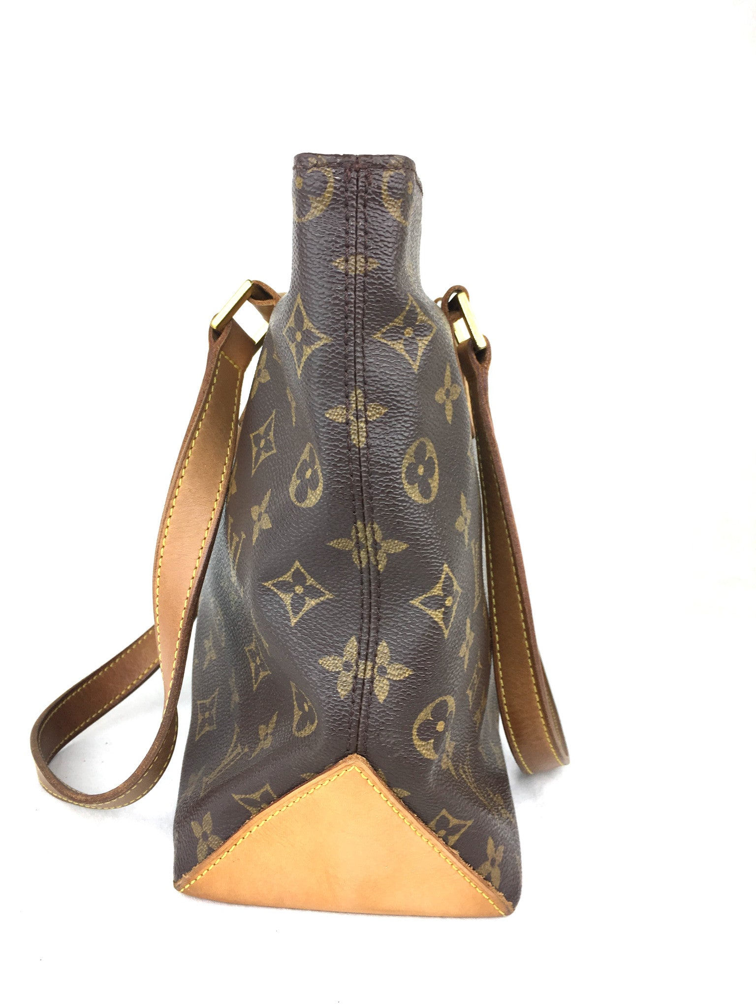 LOUIS VUITTON  Monogram Cabas PM Bag