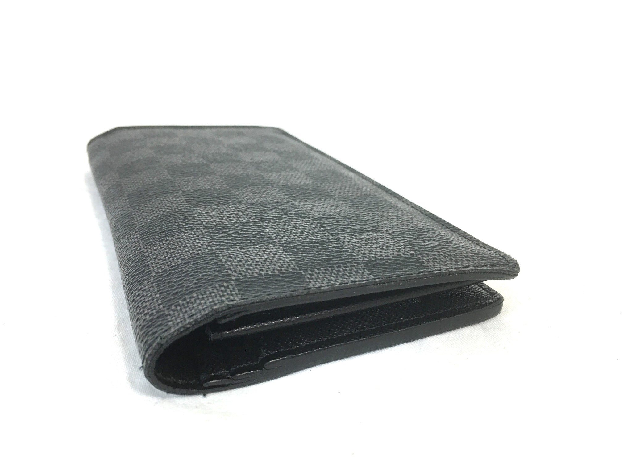 LOUIS VUITTON Damier Graphite Wallet
