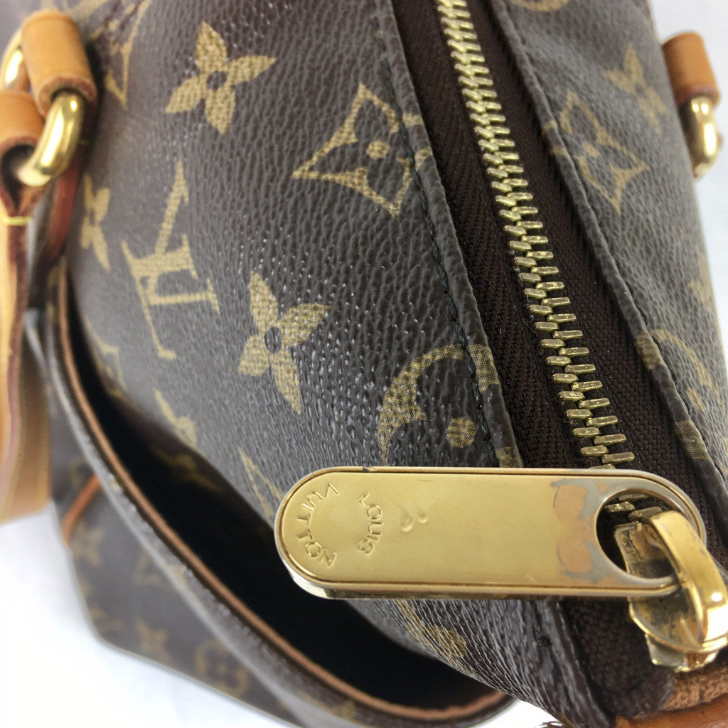 LOUIS VUITTON Totally MM Bag in Monogram