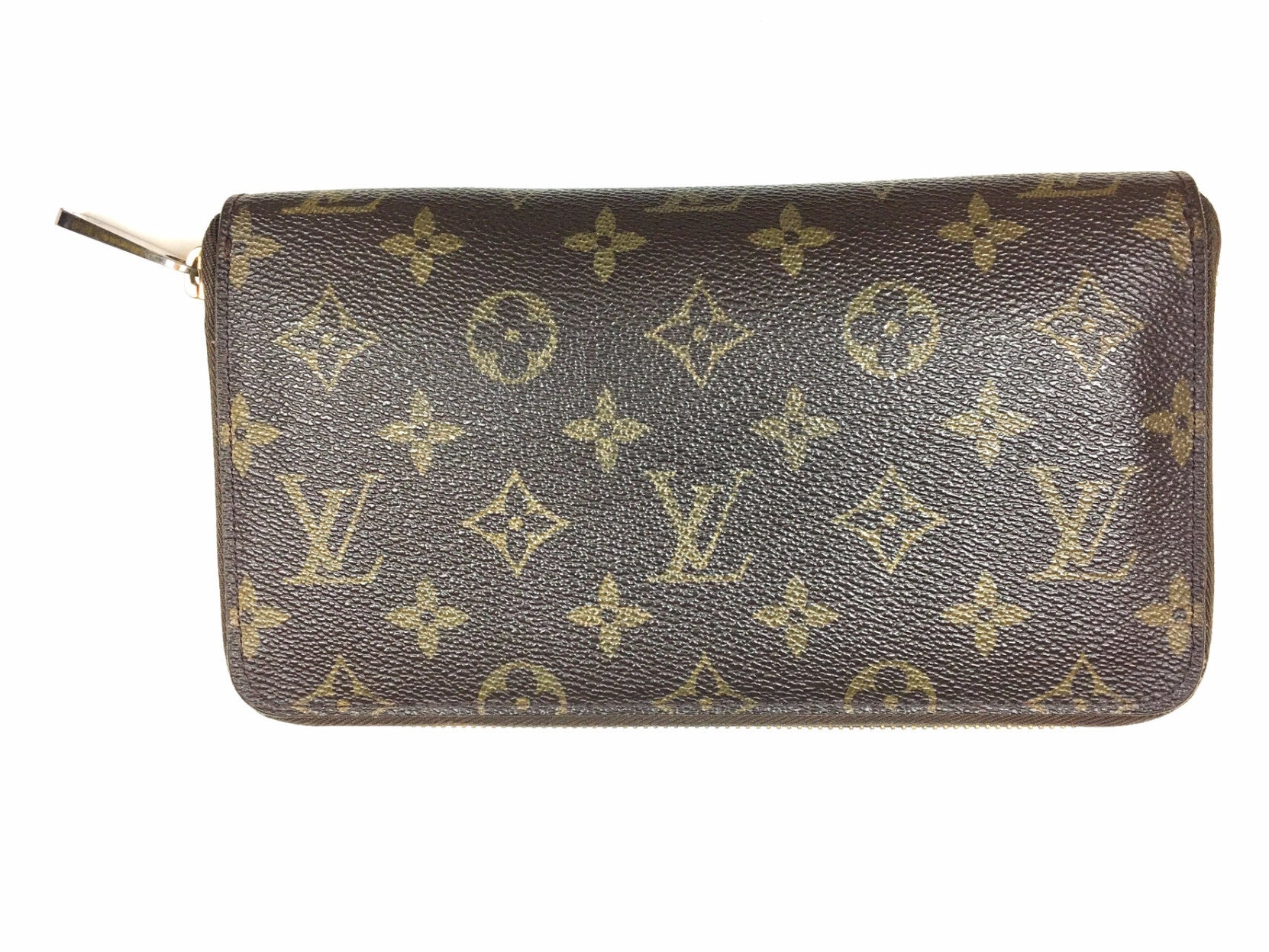 LOUIS VUITTON Monogram Zippy Organizer Travel XL Wallet