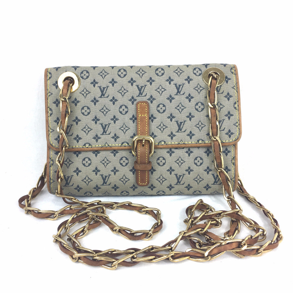 LOUIS VUITTON Monogram Camille Crossbody Shoulder Bag
