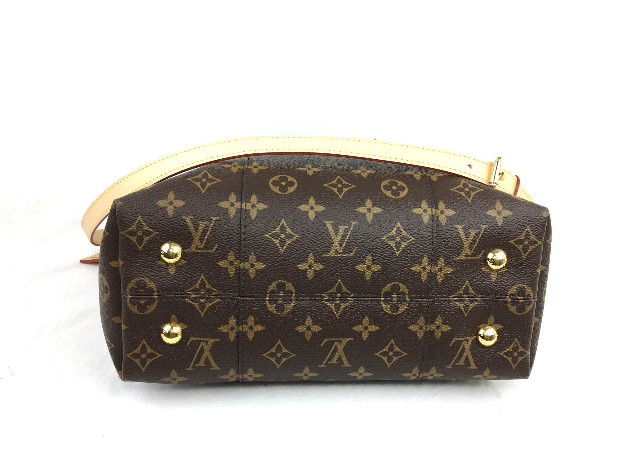 LOUIS VUITTON Monogram MÉLIE Shoulder Bag