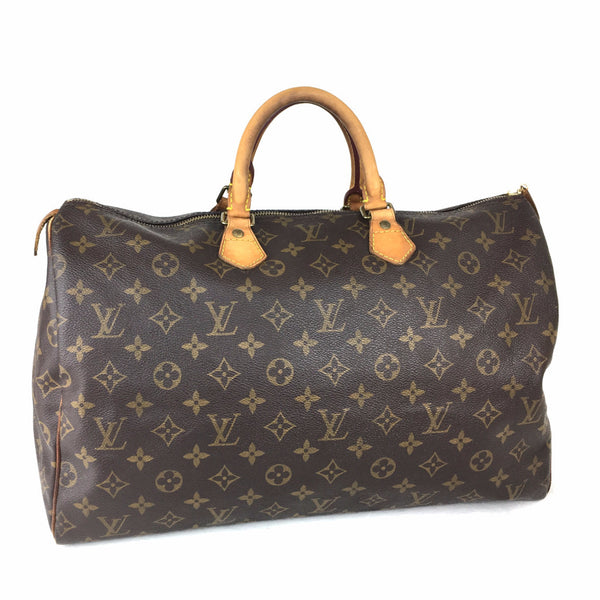 acf28194027b LOUIS VUITTON Monogram Speedy 40