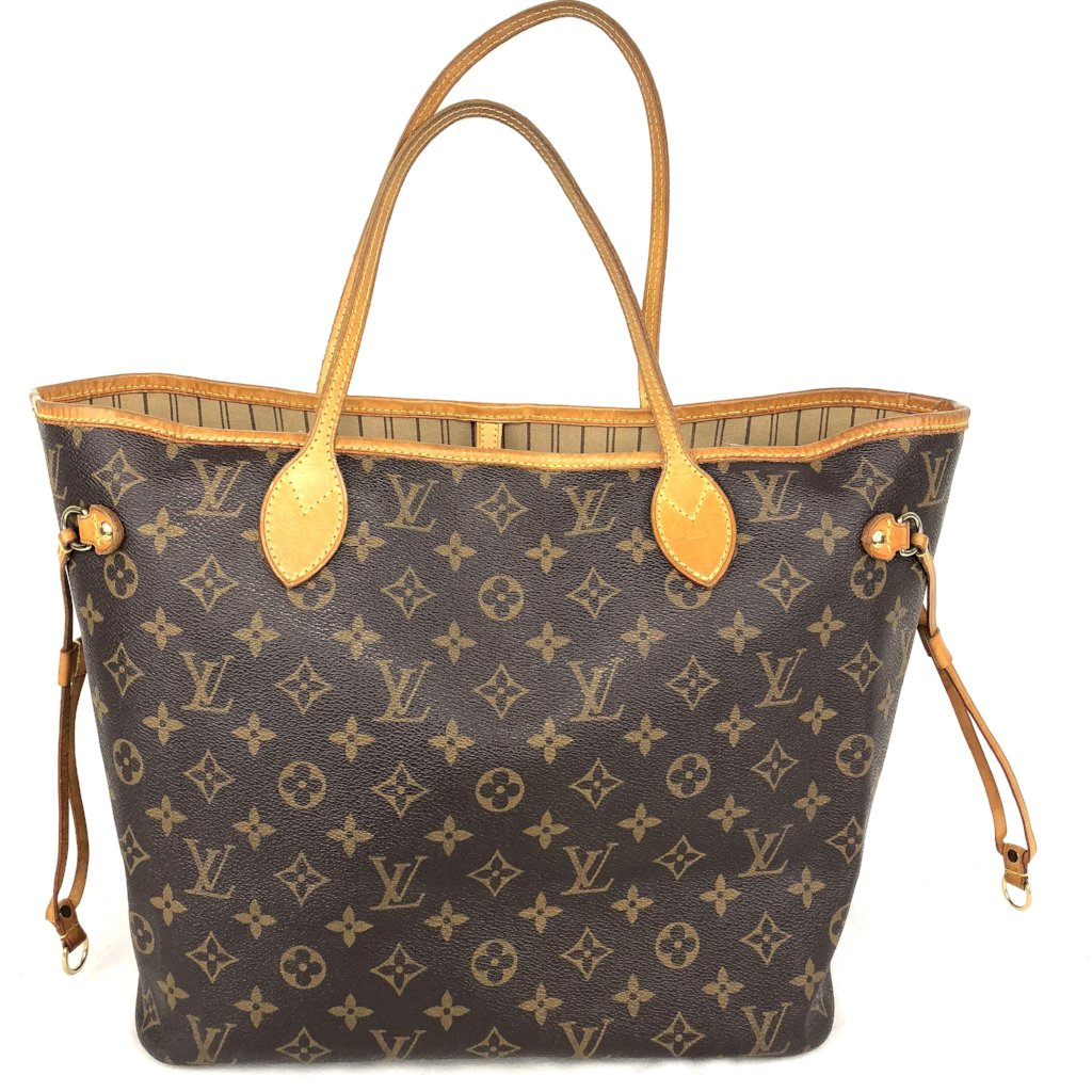 LOUIS VUITTON Monogram Neverfull MM (VI1027)