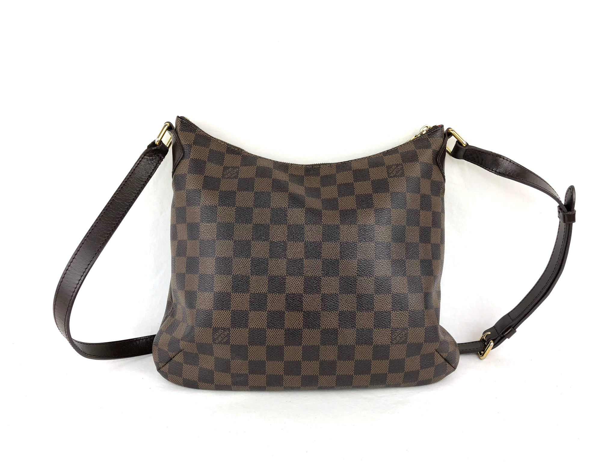 LOUIS VUITTON Bloomsbury PM Bag in Damier Ebene