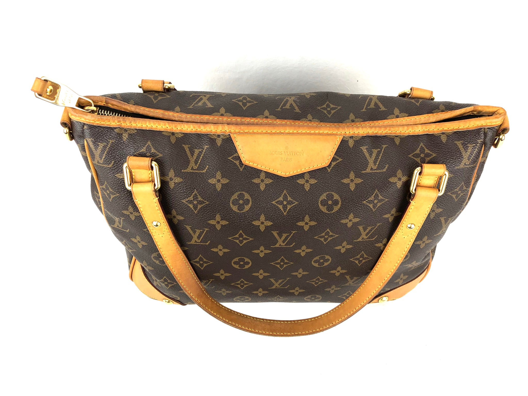 LOUIS VUITTON Estrela MM Satchel Shoulder Bag