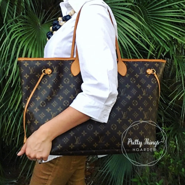 LOUIS VUITTON Neverfull GM (Monogram)
