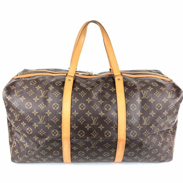 LOUIS VUITTON SAC SOUPLE 55 Duffel Bag