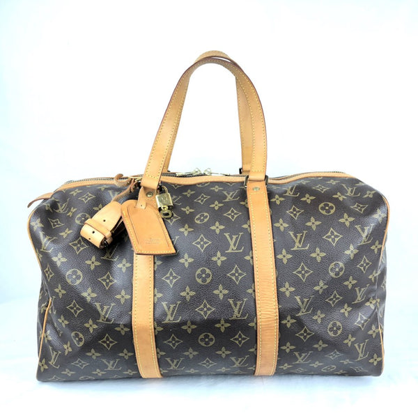 LOUIS VUITTON SAC SOUPLE 45 Duffel Bag in Monogram