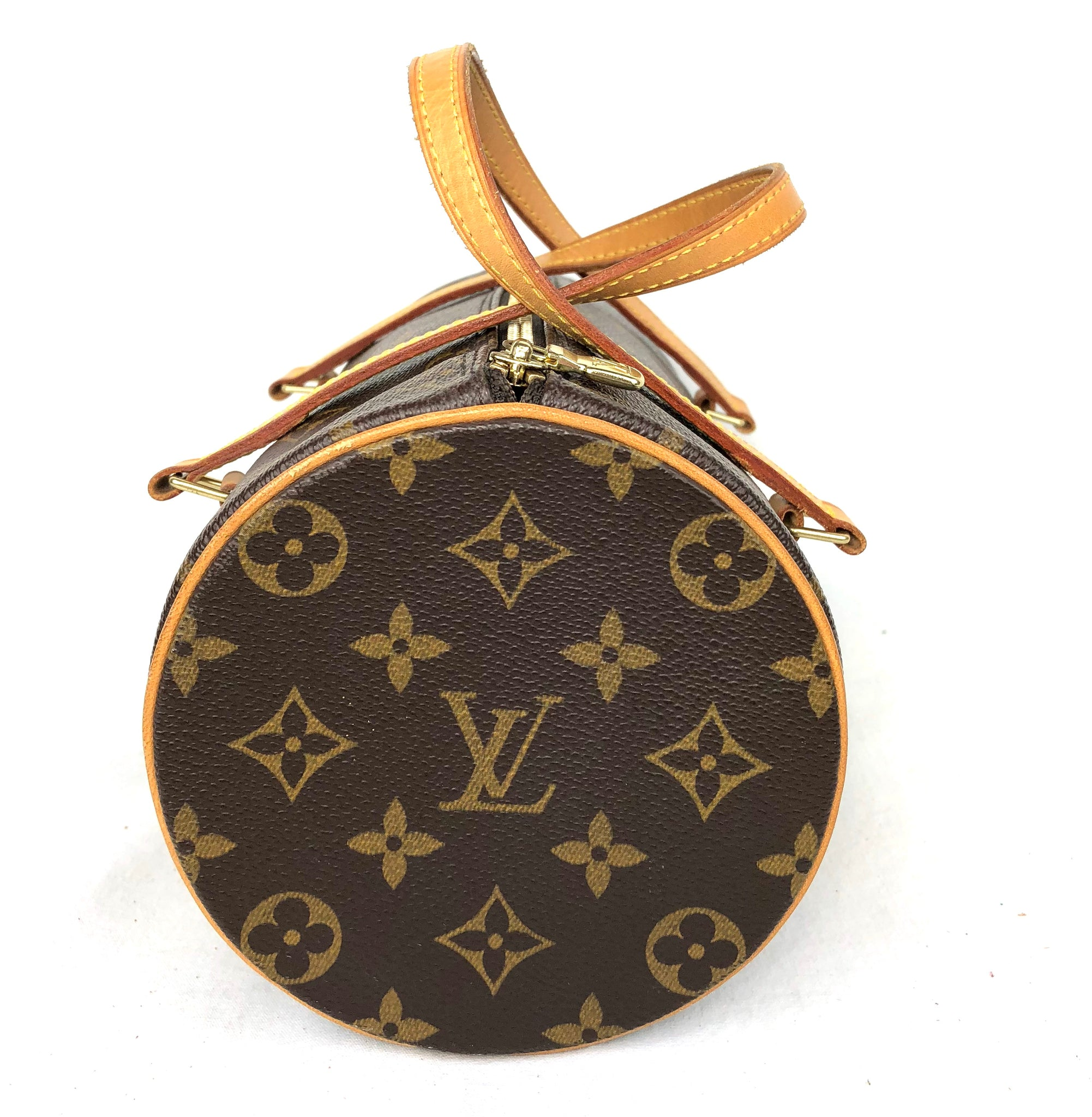 LOUIS VUITTON Papillon 30 Monogram Bag