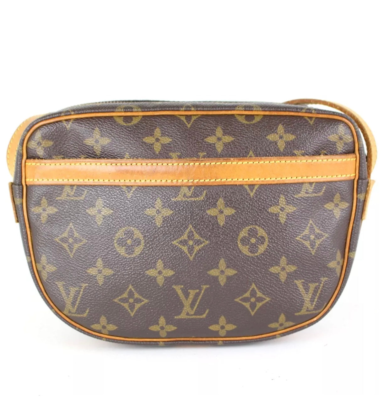LOUIS VUITTON Monogram Juene Fille PM Crossbody Bag