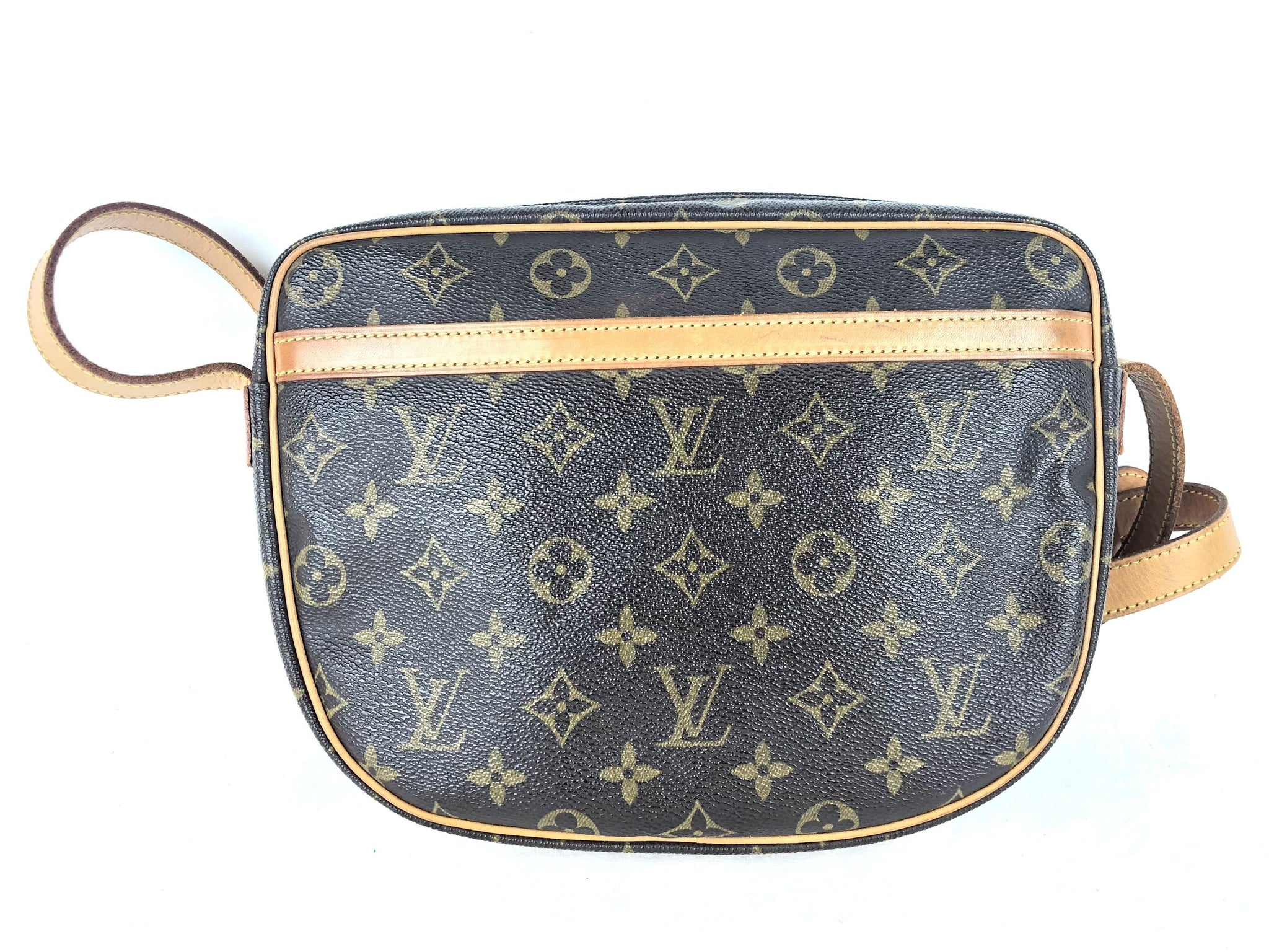 LOUIS VUITTON Monogram Juene Fille GM Crossbody Bag