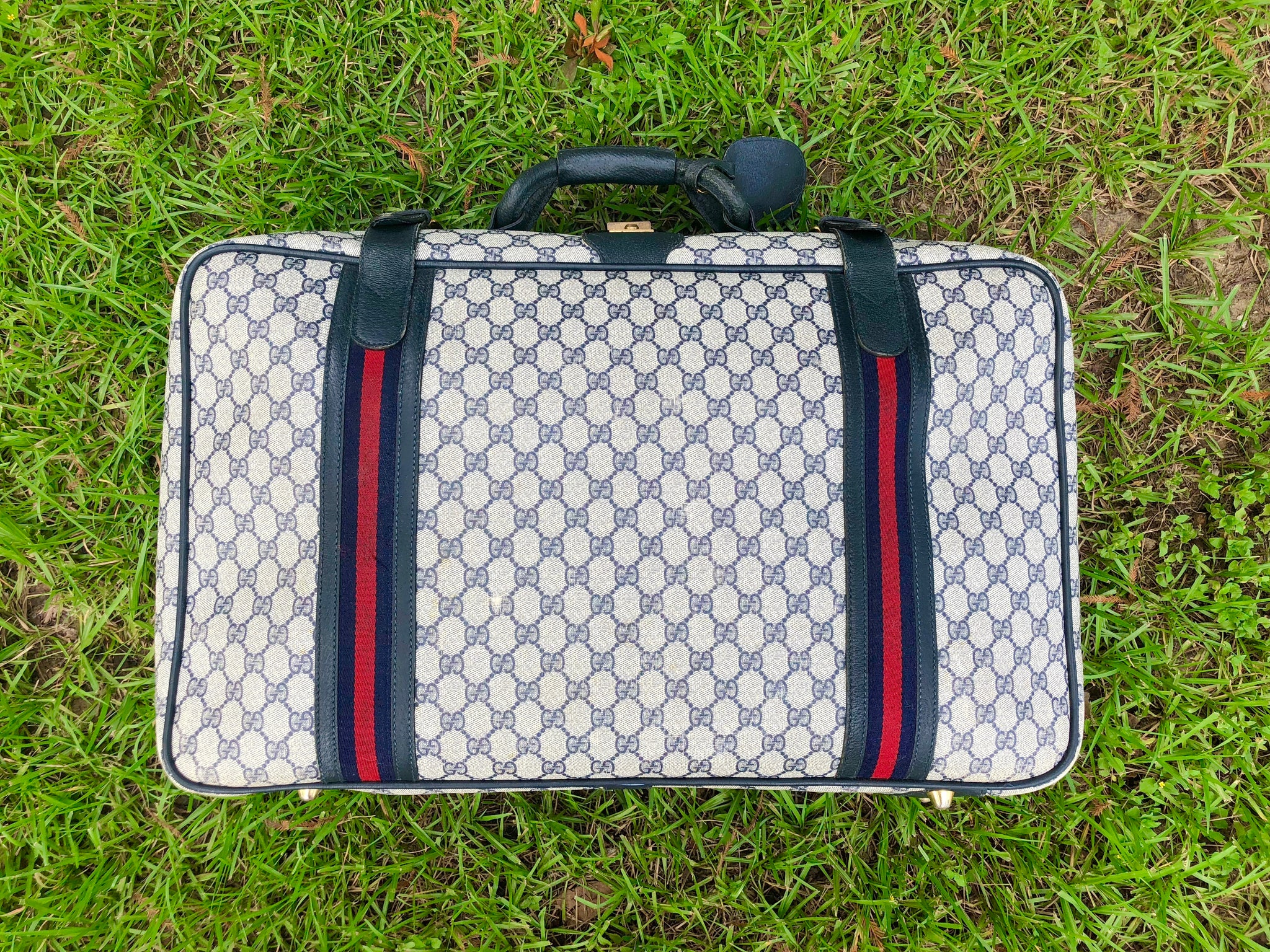 GUCCI Vintage Suitcase Trunk