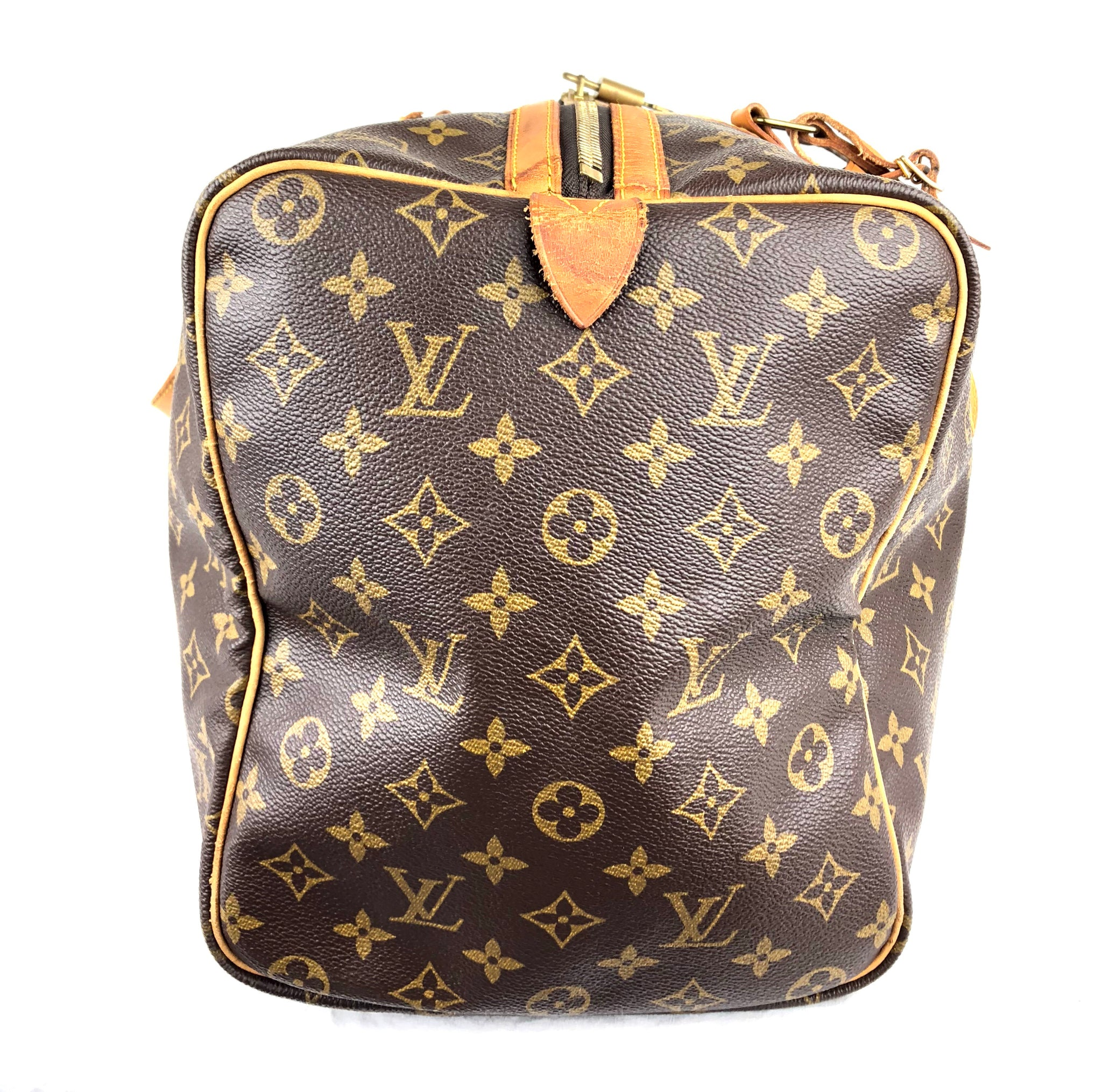 LOUIS VUITTON Monogram SAC SOUPLE 45 Duffel Bag