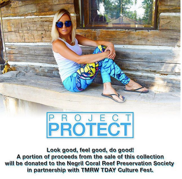 Project Protect in Support of Negril Coral Reef Preservation Society