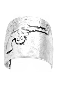 Revolver Cuff Bracelt - Secret Lives...