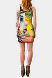 Landed Bodycon Dress - Secret Lives...