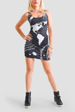 Show Me The World Bodycon Dress Clearance - Secret Lives...