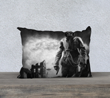 DoomsDay Throw Pillow Cases - Secret Lives...