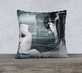 Futura Throw Pillow Cases - Secret Lives...