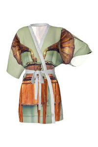 Kickin' It Old School Kimono - Secret Lives...
