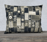 Moving Trough Your System Throw Pillow Cases - Secret Lives...