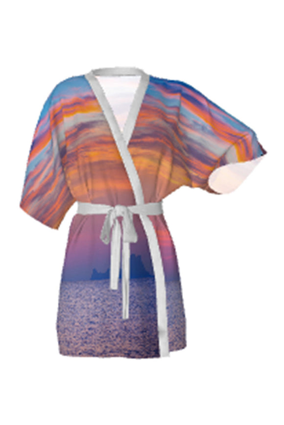 When the Sun Goes Down Kimono - Secret Lives...