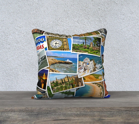 Take Me Away Throw Pillow Cases - Secret Lives...