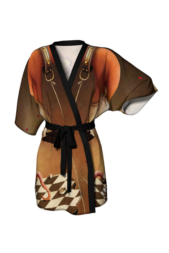 Crazy Alice Kimono - Secret Lives...