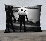 Weird 6ix Throw Pillow Cases - Secret Lives...