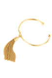 Metallic Fringe Bracelet - Secret Lives...