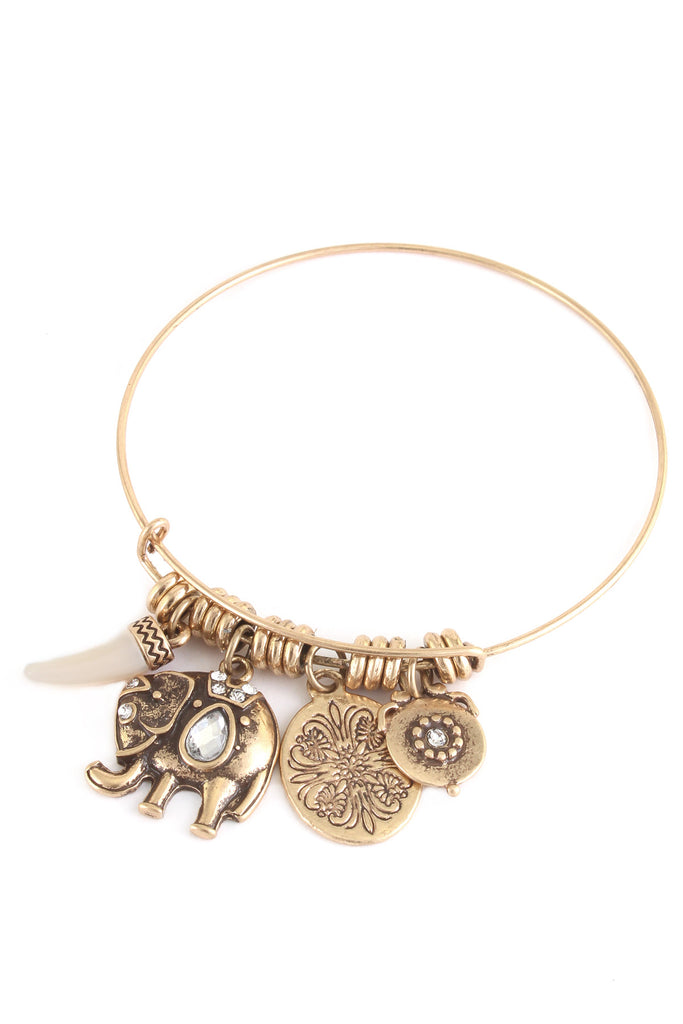 Tusk Luck Charm Bracelet - Secret Lives...