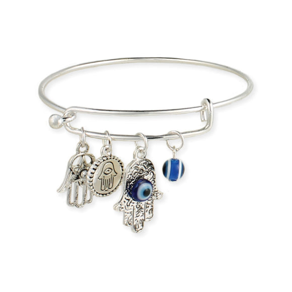 Eyes On You Charm Bracelet - Secret Lives...