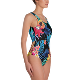 Tropical Dreams One-Piece Swimsuit - Secret Lives...