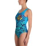 Project Protect One-Piece Swimsuit - Secret Lives...