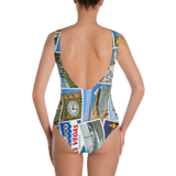 Take Me Away One-Piece Swimsuit
