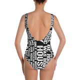 JM My House One-Piece Swimsuit - Secret Lives...