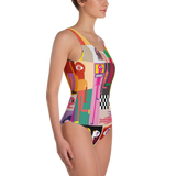 We Are the People One-Piece Swimsuit - Secret Lives...
