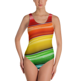 Proud AF One-Piece Swimsuit - Secret Lives...