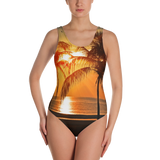 Cool Summer Nights One-Piece Swimsuit - Secret Lives...