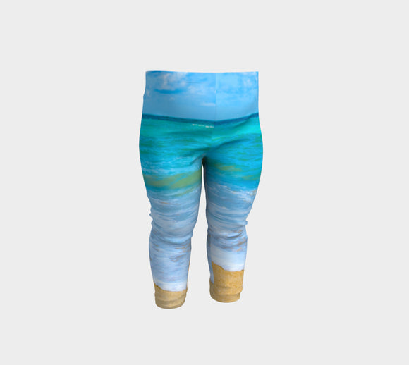 Hot Summer Days Baby Leggings - Secret Lives...